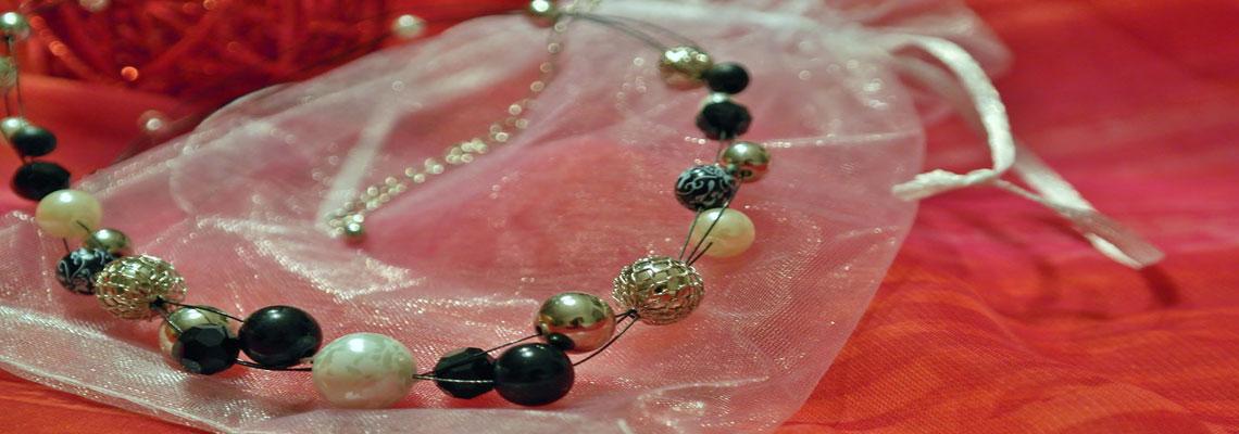 Acheter un bijou fabriqué