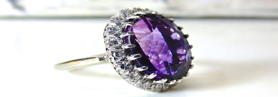 Tirez les bénéfices d'un bijou en améthyste